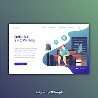 Дизайн целевой страницы. mocksite