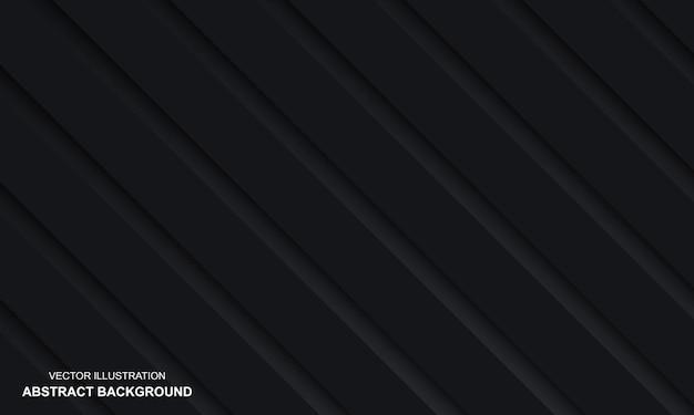 현대 추상 배경 검은 dop