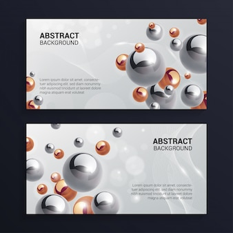 Modern abstract background for business