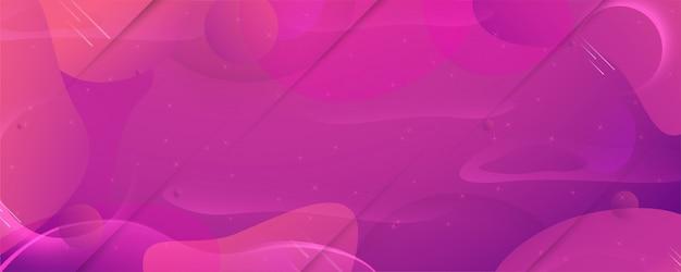 Современный абстрактный фон в жидком и жидком стиле.