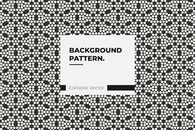 Modern abstract background, seamless pattern.