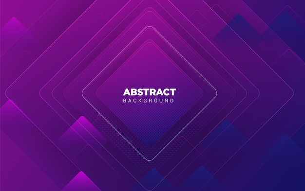 Modern abstract background vector premium template