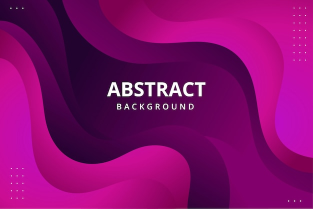 Modern abstract background wallpaper in vibrant blue rasberry pink color