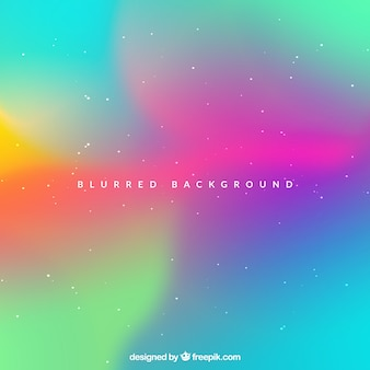 Modern abstract background with blurred effect