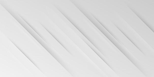 斜めの線やストライプの要素とデジタル技術をテーマにしたホワイトグレー色のパステルグラデーションのモダンな抽象的な背景。