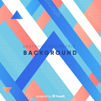 Modern abstract background with geometric shapes