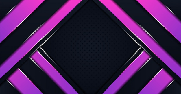 Modern abstract background with polygonal shapes