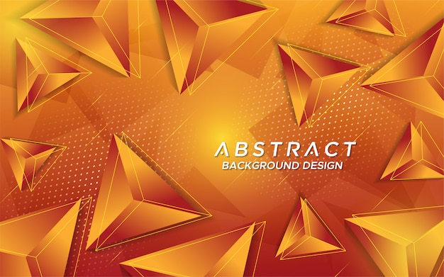 Modern abstract background with tech style overlap layer.