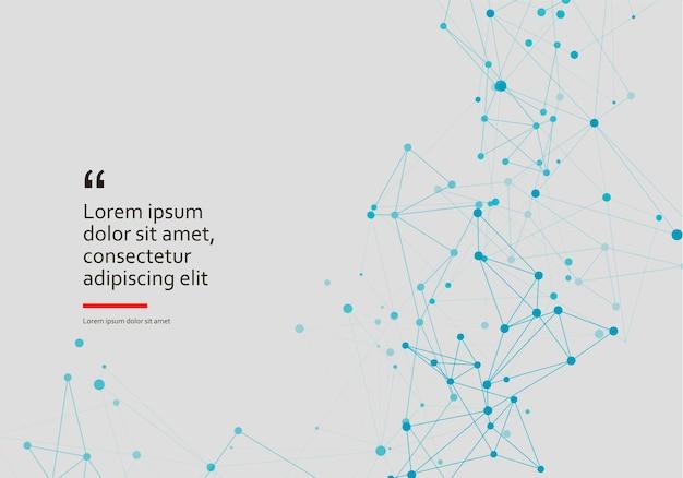 밝은 배경 크리에이 티브 기하학적 벽지에 크로스 패턴 흰색 배경으로 현대 추상 배너