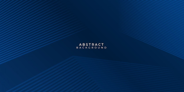 Modern abstract blue background with line stripes and shiny effect illustration. suit for business, corporate, banner, backdrop and much more