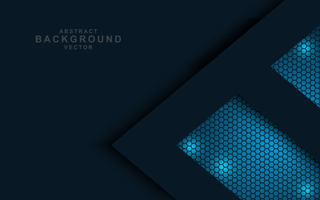 Modern abstract design geometric background