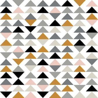 Modern abstract geometric background with triangles