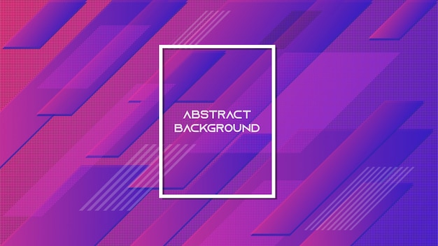 Modern abstract gradient background