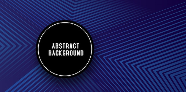 Modern abstract lined background