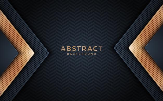 Современная абстрактная роскошь фона.