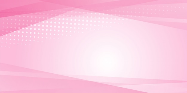 Modern abstract pink minimal background