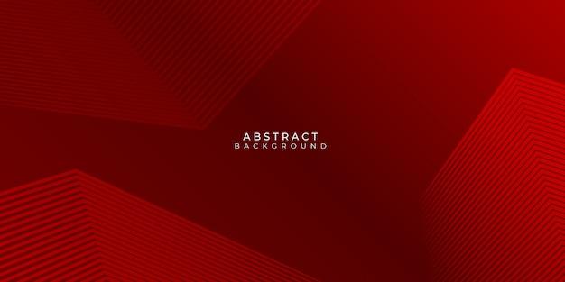 선 줄무늬와 반짝 효과 그림 현대 추상 빨간색 배경. 비즈니스, 기업, 배너, 배경 등에 적합합니다.