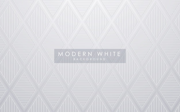 Modern abstract texture white background