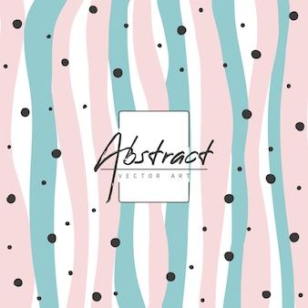 Modern background with abstract organic shapes in pastel colors.