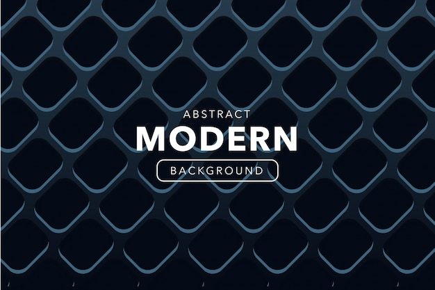 Modern background with abstract shapes