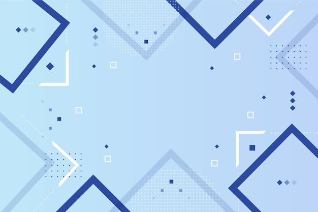 Современный фон с абстрактными формами Бесплатные векторы