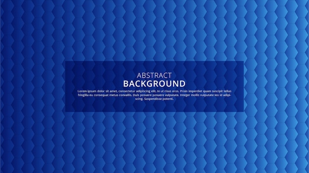 Modern background with polygonal geometric shape gradation