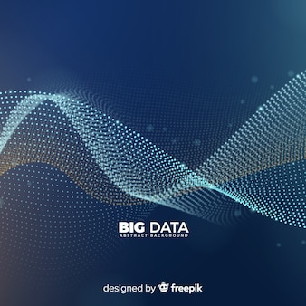 Modern big data background