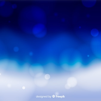 Modern blue abstract background with shapes