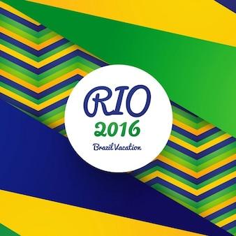 Современной бразилии цвета фона