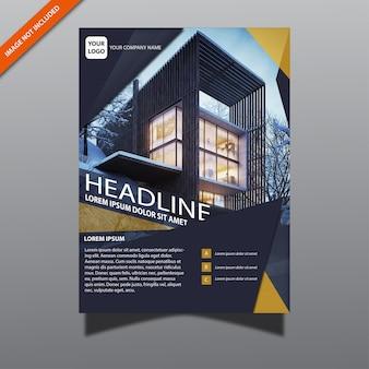 Modern business brochure 52