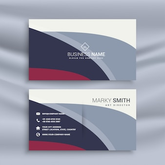 Id card vectors photos and psd files free download modern business card design template friedricerecipe Gallery