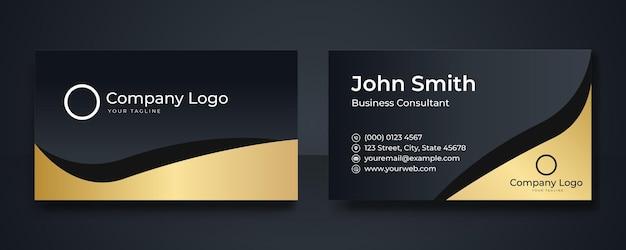 Современный дизайн шаблона визитной карточки. визитная карточка с геометрическими фигурами, фотография визитки, макет визитки. фотография визиток. шаблон визитки из черного золота