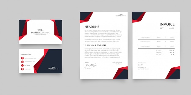Modern business corporative pack
