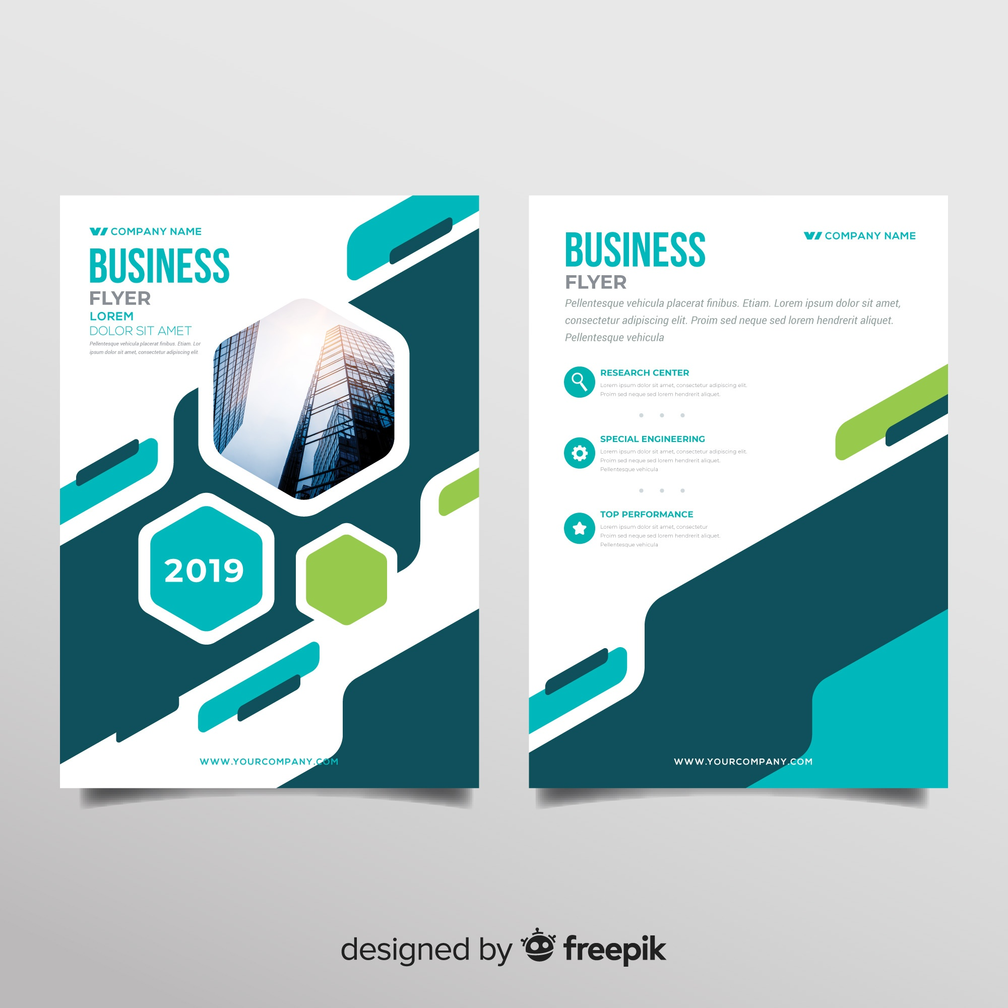 Business Web Page Design