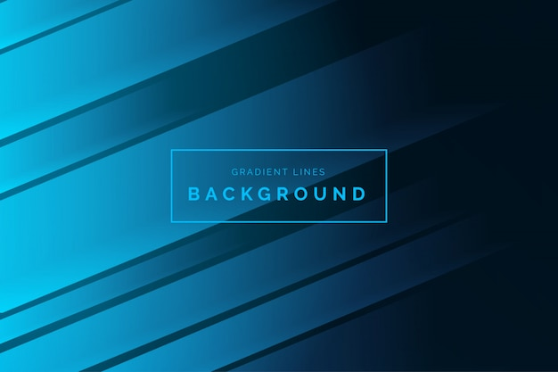 Modern business gradient background