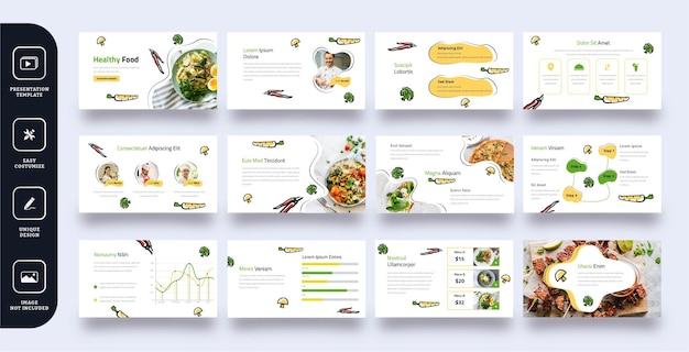 Современный бизнес-шаблон слайд-презентации