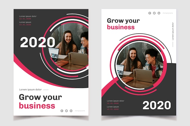 Modern business template