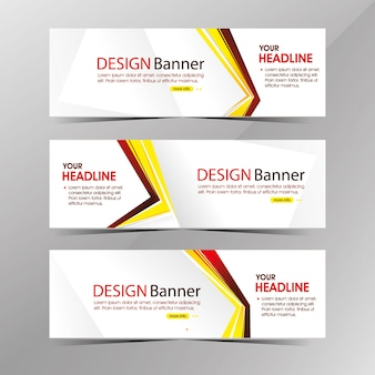 Modern clean white web banner template , promotion sale discount banners