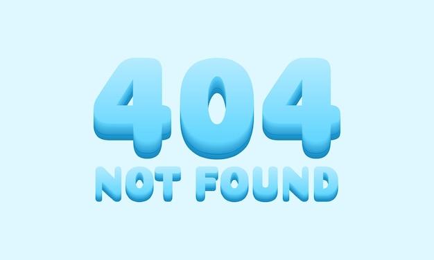 현대 다채로운 404 페이지를 찾을 수 없음 오류 배경 그림, 404 오류 배경 웹 배너, 인포그래픽,