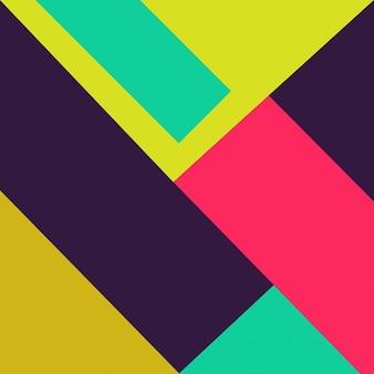 Moderna sfondo colorato