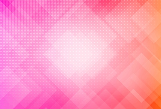 Modern colorful geometric shapes background