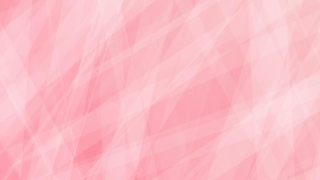 線とモダンなカラフルなグラデーションの背景。赤い幾何学的な抽象的なプレゼンテーションの背景。ベクトルイラスト