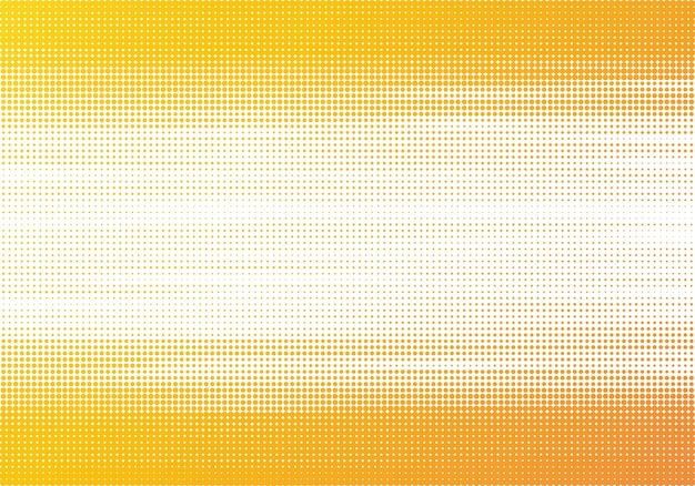 Modern colorful halftone white background