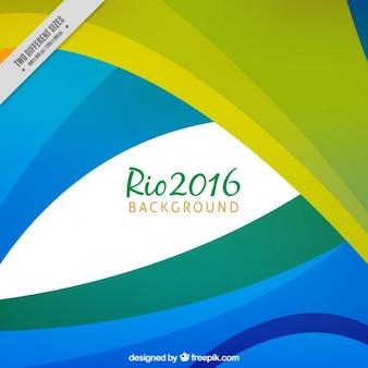 현대 색상 브라질 2016 배경