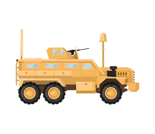현대 전투 기계 격리 된 아이콘