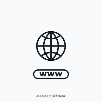 Modello di logo moderno conectivity