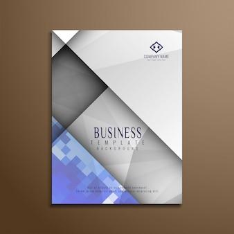 抽象的なスタイリッシュな幾何学的なビジネスチェア