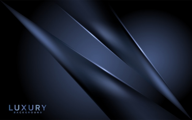 Modern dark abstract background.