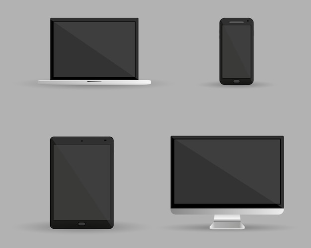 Modern devices set