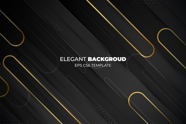 Modern elegant background wallpaper vector template